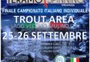Campionato Italiano Trout Area Finale