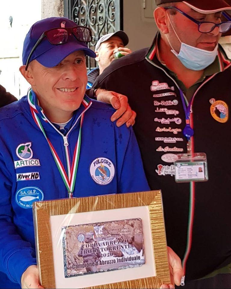 Coppa Abruzzo Trota Torrente 2020